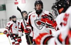 Канадский хоккейный лагерь