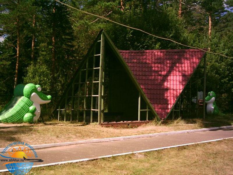 Лагерь сережа нижегородская
