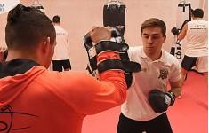 МСМ. Программа боевых искусств в Праге + Английский
