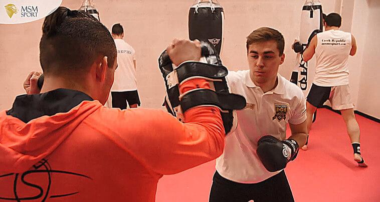 МСМ. Программа боевых искусств + Английский
