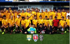 MSM. International Football Academy in Prague