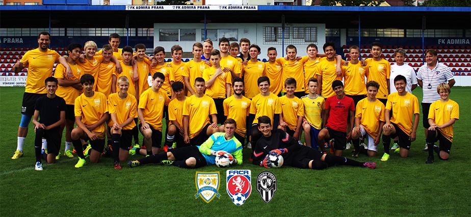 Чешско- немецкая футбольная академия