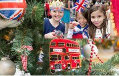 Новогодние каникулы в Англии