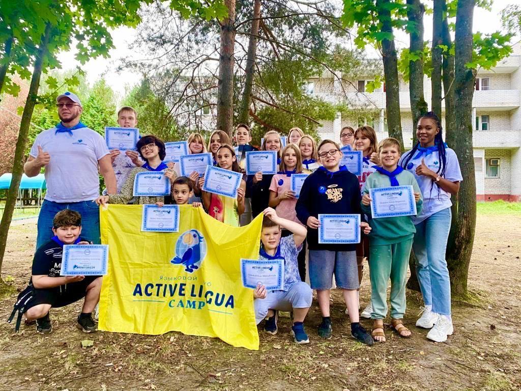 Active Lingua Camp