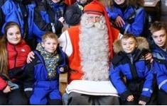 Рождественские каникулы в Лапландии
