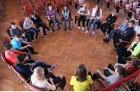 Международный бизнес-лагерь Умные каникулы в Нагорном. Молодые финансисты