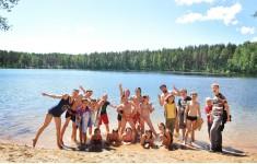 Lexica Camp в Крыму