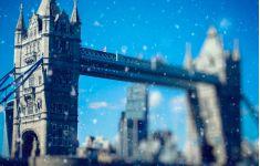 Новогодние каникулы в Лондоне