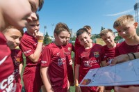 FC Barcelona FCBEscola Camp Moscow