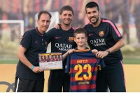 FC Barcelona FCBEscola Camp Sochi