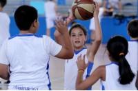 Детский баскетбольный лагерь Real Madrid Foundation Clinic