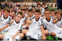 Детский футбольный лагерь Real Madrid Foundation Clinic