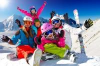Детский горнолыжный лагерь Discovery club. Slovakia