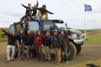 OSI. Гейзеры, лагерь - экспедиция