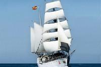Сервантес - лагерь на корабле