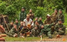"""Лагерь навыка """"SkillCamp"""" - экспедиционная программа  """"Следопыт"""""""