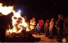 Лагерь навыка. Зимняя сказка