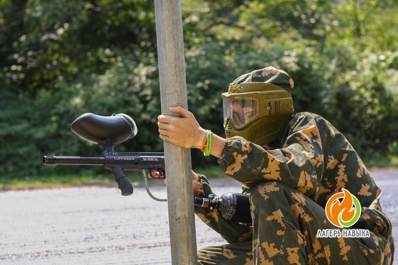Лагерь навыка. Штурм в Крыму