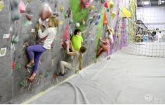 Городской скалолазный лагерь Kids Lime Time