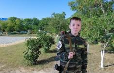 """Hobbycamp. Военно-спортивный лагерь """"Отряд Х"""".Крымская операция"""