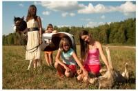 Hobbycamp Лагерь выходного дня VSedlo.ru