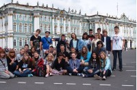«ЛИДЕР –Путешествие Санкт-Петербург»