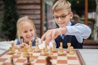Новогодние приключения и шахматы