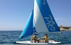 KidsMallorca. Морские виды спорта + Языки, гольф или футбол
