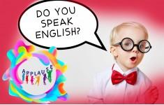 Аплодисменты. English