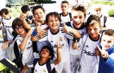 Реал Мадрид лагерь в Москве