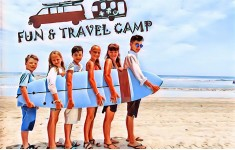 FUN&TRAVEL camp