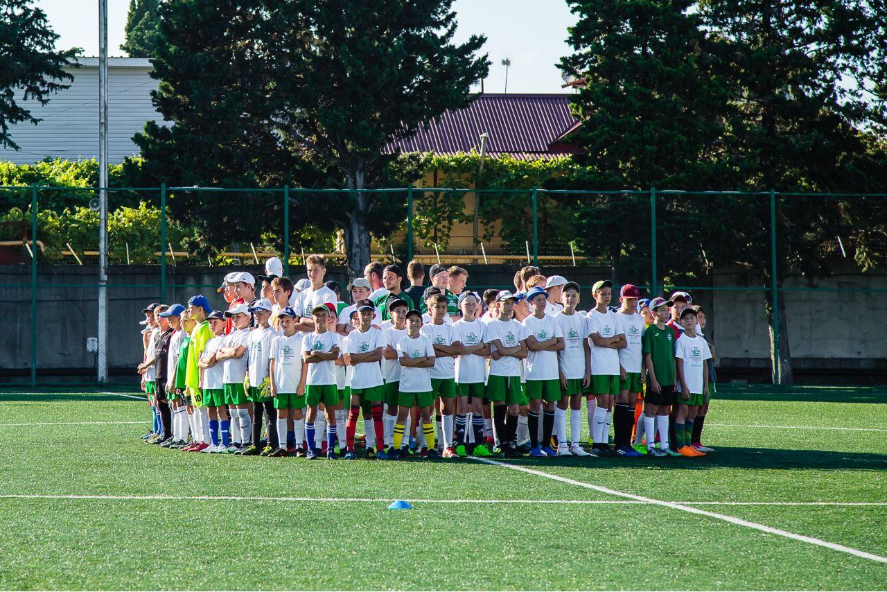 Футбольная Академия АВАНГАРД