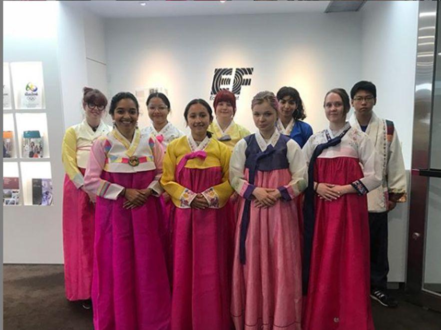 EF Education First в Сеуле