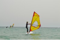 Lenguaventura Windsurf Camp