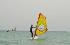 Lenguaventura Windsurf Camp