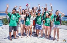 Юниум. Языковой лагерь на Мальте