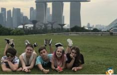 Юниум. Летние каникулы в Сингапуре