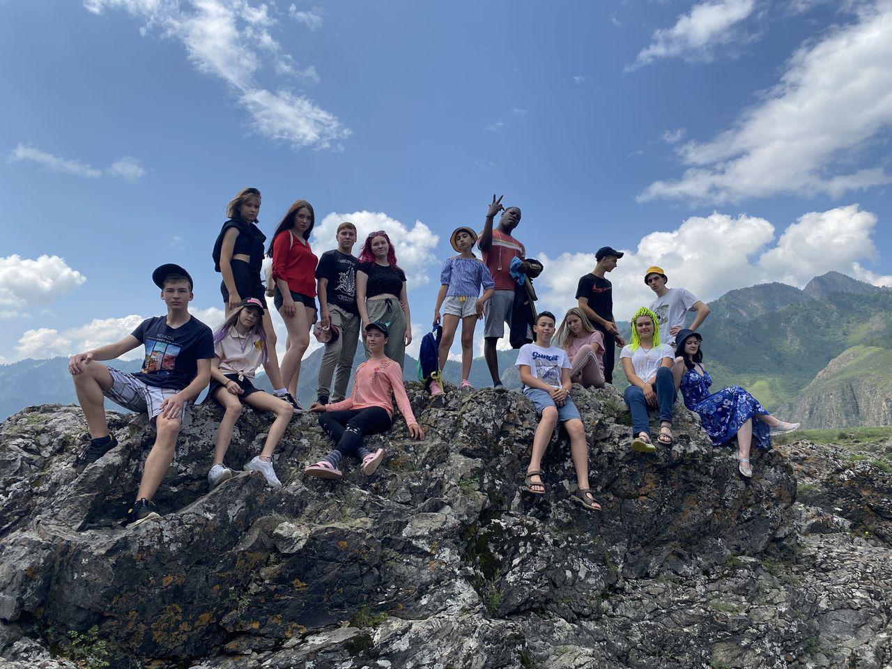 Altai Spirits. Походная программа