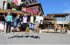 fRilingue. Summer Camp Leysin