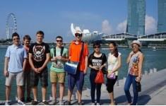 Летние каникулы в Сингапуре