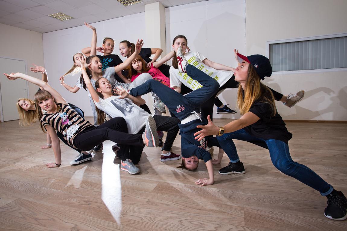 Танцевальный интенсив