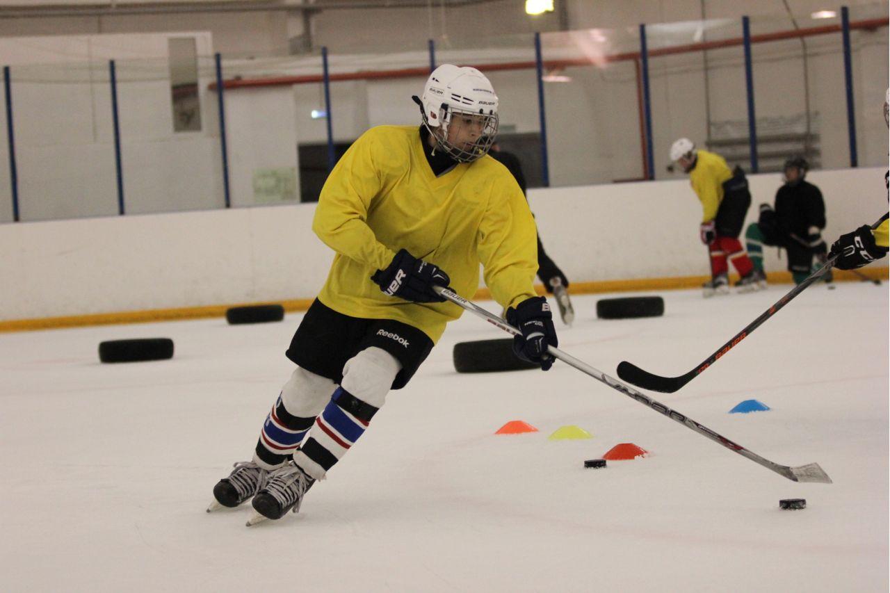 Моя игра. Хоккейные сборы