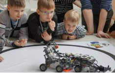 LEGO Robotics and English