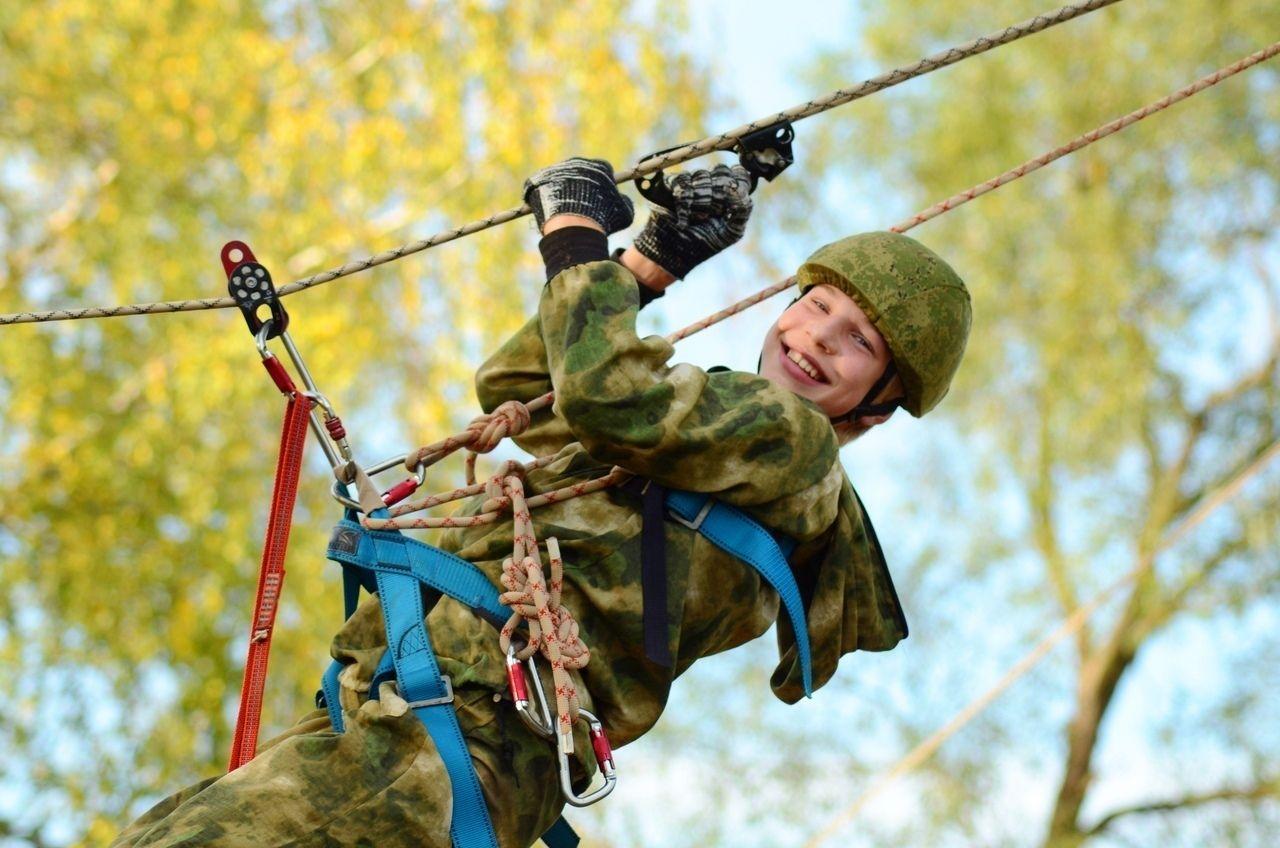 Центр военно-спортивной подготовки «Русичи»