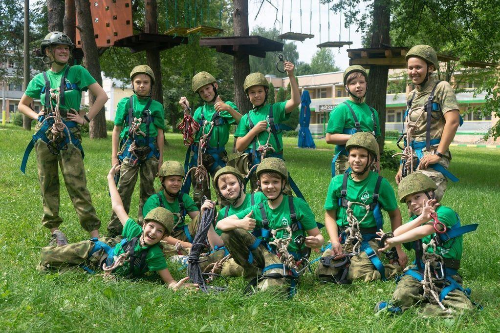 Лагерь «Русичи»