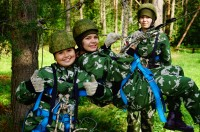 "Center of Military & Sport Training ""Rusichi"""