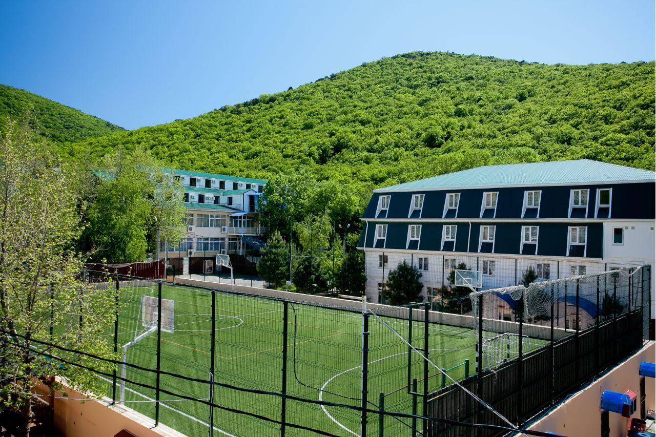 Childrens sanatorium Youth (Sochi): photos and reviews