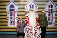 Fabulous journey to Ded Moroz