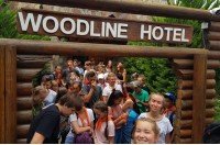 WoodLine Camp