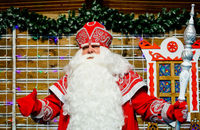 Зимний экспресс на родину Деда Мороза